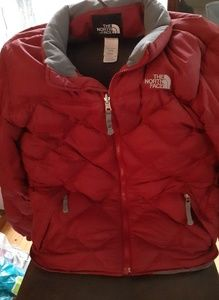 Womans winter north face jacket